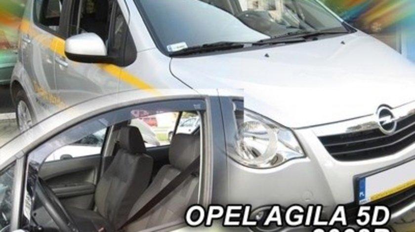 Paravanturi Geam Auto OPEL AGILA Hatchback an fabr. 2008- ( Marca Heko - set FATA )