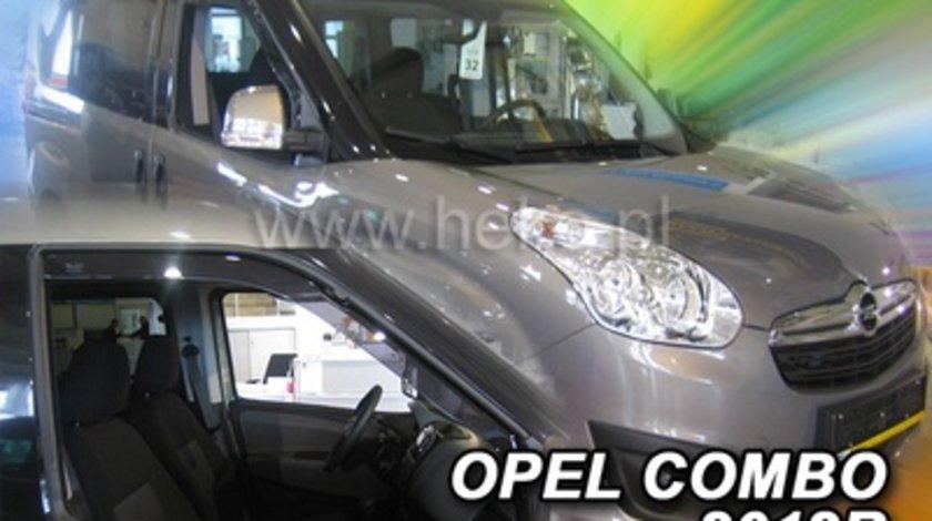 Paravanturi Geam Auto OPEL COMBO an fabr. dupa 2011 ( Marca Heko - set FATA )