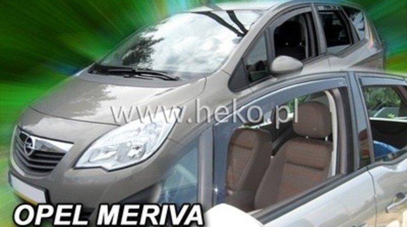 Paravanturi Geam Auto OPEL MERIVA an fabr. 2010 - ( Marca Heko - set FATA )