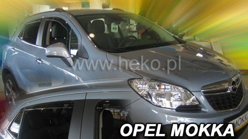 Paravanturi Geam Auto Opel Mokka, an fabr dupa 2012 ( Marca Heko - set FATA )