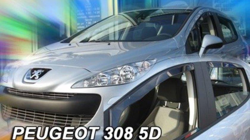 Paravanturi Geam Auto PEUGEOT 308 Hatchback ( Marca Heko - set FATA )