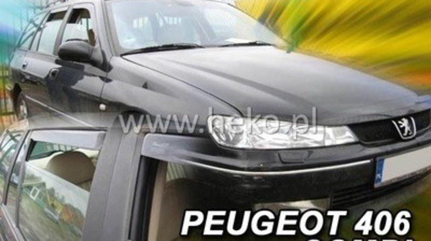 Paravanturi Geam Auto PEUGEOT 406 Hatchback ( Marca Heko - set FATA )