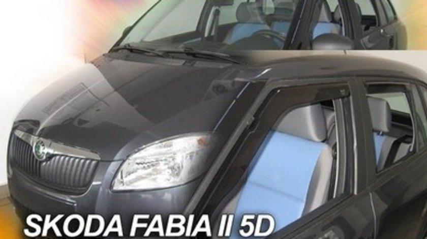 Paravanturi Geam Auto SKODA FABIA Combi an fabr. 2008- ( Marca Heko - set FATA )