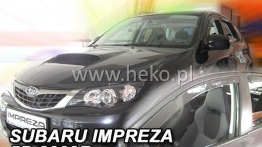 Paravanturi Geam Auto SUBARU IMPREZA an fabr. 2008- ( Marca Heko - set FATA + SPATE )