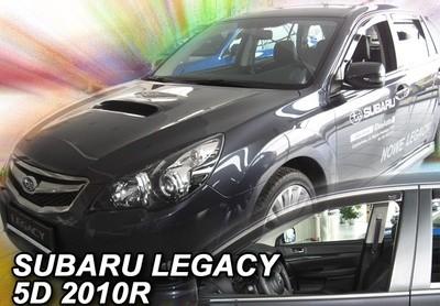 Paravanturi Geam Auto SUBARU LEGACY an fabr. 2010 - ( Marca Heko - set FATA + SPATE )