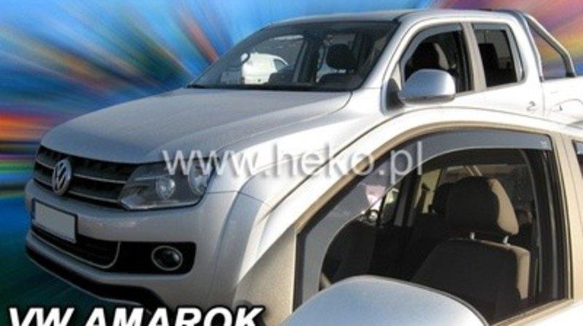 Paravanturi Geam Auto VW AMAROK ( Marca Heko - set FATA + SPATE )