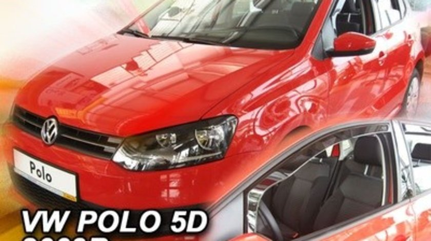 Paravanturi Geam Auto VW POLO an fabr. 2009- ( Marca Heko - set FATA + SPATE )