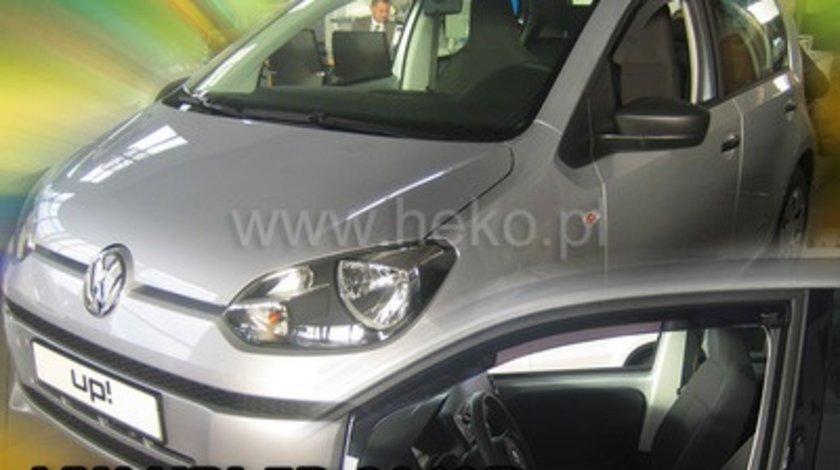 Paravanturi Geam Auto VW Up, an. fabr. 2012- ( Marca Heko - set FATA )