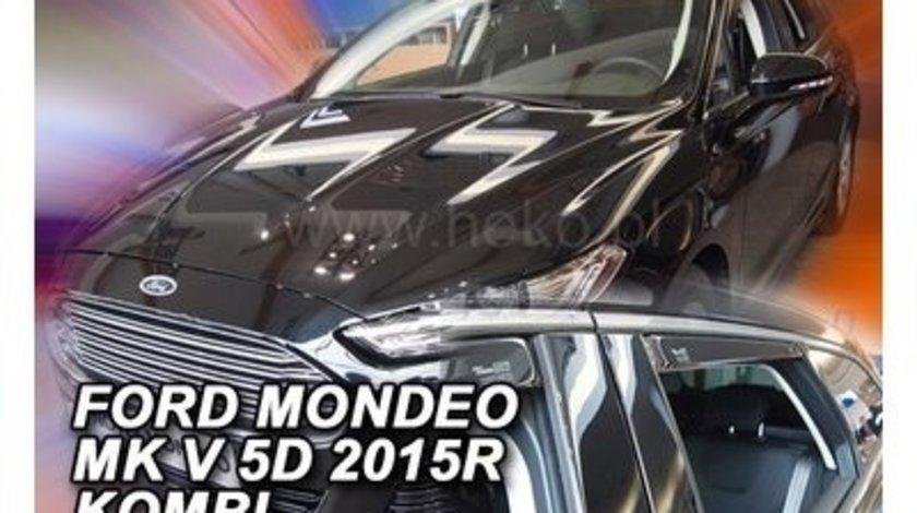 Paravanturi Geam Autouri auto Ford Mondeo, dupa 2015 ( Marca Heko - set FATA )