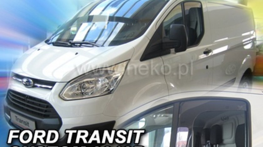 Paravanturi Geam Autouri auto Ford Transit Custom, 2012- ( Marca Heko - set FATA )