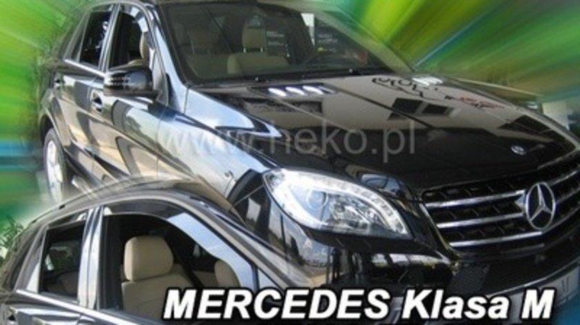 Paravanturi Geam Autouri auto Mercedes ML W166, 2011- ( Marca Heko - set FATA + SPATE )