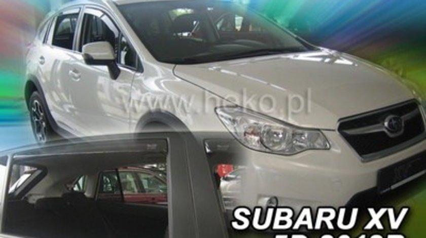Paravanturi Geam Autouri auto Subaru XV, 2012- ( Marca Heko - set FATA + SPATE )