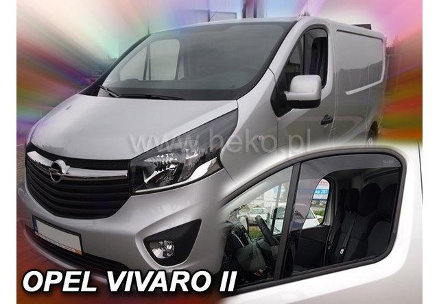 Paravanturi Opel Vivaro/ Ren. Trafic/ Fiat Talento, dupa 2014 Set fata – 2 buc. AutoLux