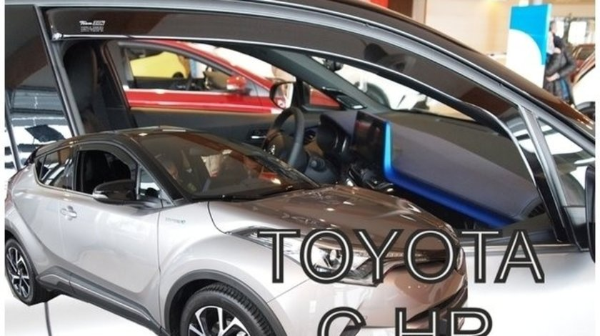 Paravanturi Toyota CH-R, dupa 2016 Set fata – 2 buc. AutoLux