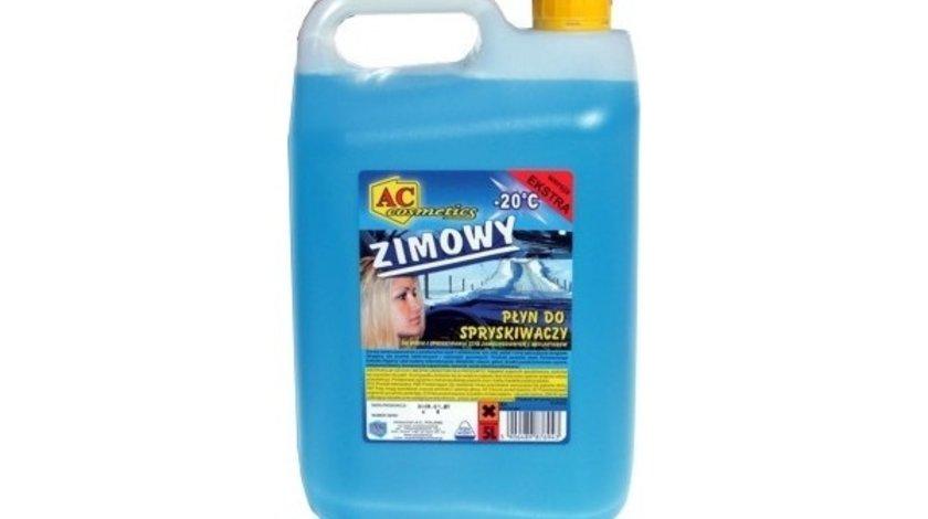 Parbrizol AC Cosmetics, solutie spalat parbriz pentru anotimpul de iarna 5L , -20 grade Celsius