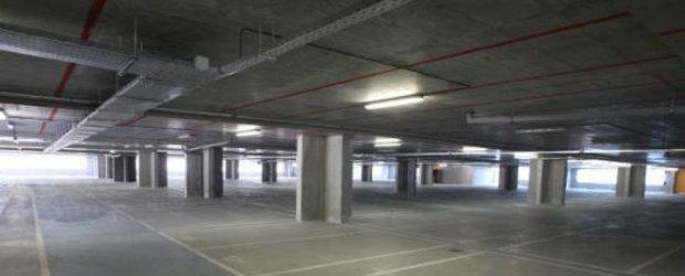 Parcarea din zona National Arena va fi data in folosinta luna viitoare