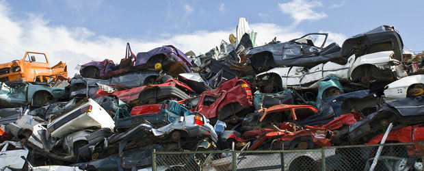 Parcul auto romanesc, tot mai batran si mai poluant. Masinile noi merg la export