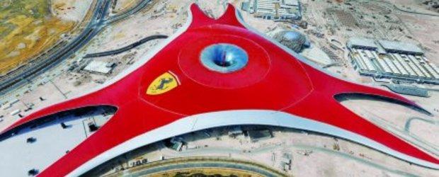 Parcul tematic Ferrari se va deschide in 2010