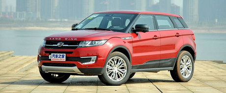 Pare banc dar nu este. Copia Range Rover-ului Evoque se vinde mai bine decat originalul