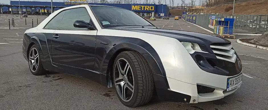 Pare greu de crezut, insa acesta e un Mercedes. Si se vinde pentru 10.000 de dolari
