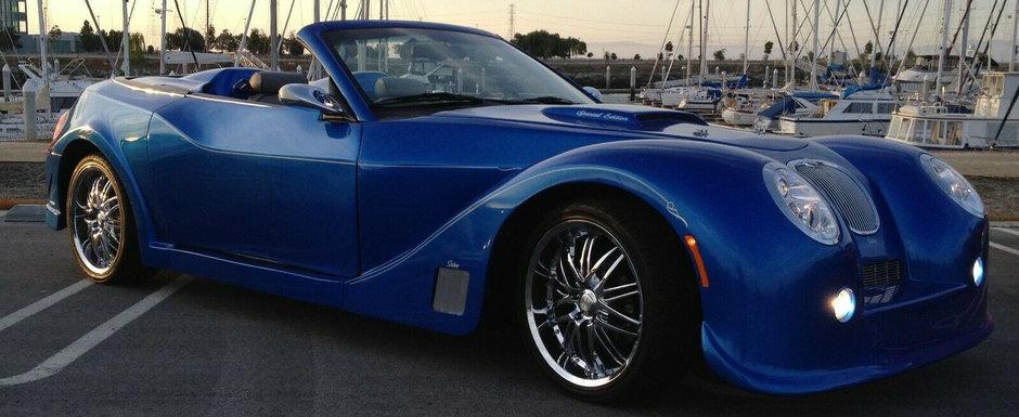 Pare greu de crezut, insa acesta-i un Mustang. Si se vinde cu 34.000 de dolari