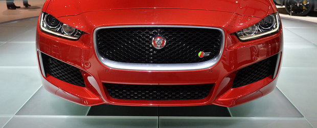 Paris 2014: Noul Jaguar XE se incrunta la competitia germana