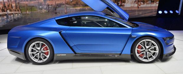 Paris 2014: Noul VW XL Sport se mandreste cu un motor de Ducati si alte bunatati