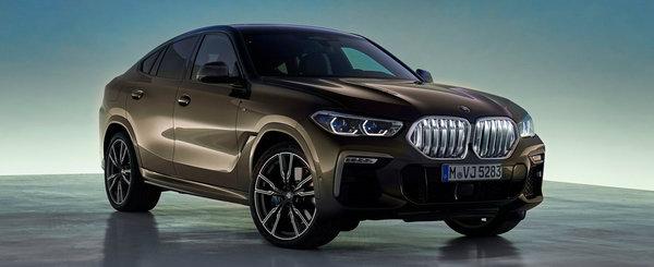 Pariu c-o sa vezi grila iluminata la fiecare colt de strada? Uite cat costa in Romania noul X6 de la BMW!