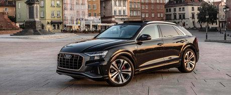 Pariu ca o sa-l vezi la fiecare colt de strada? Cat costa in Romania primul Q8 din istoria Audi