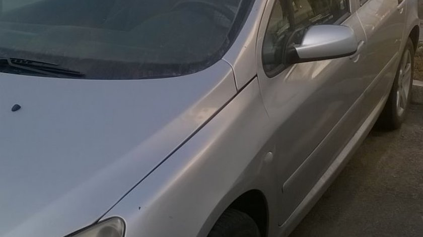 Parte fata Peugeot 307 2003
