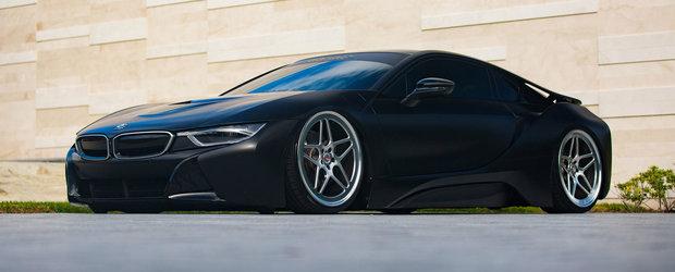 Partea intunecata a noului BMW i8. Cum arata cel mai rau exemplar dintre hibrizii bavarezi