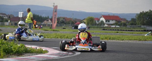Pascu Nicholas, campion la karting inca din primul sezon!