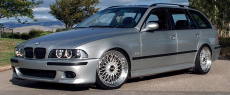 Pasionatii BMW sa se uite in alta parte. Ce motor se ascunde sub capota acestui 540i Touring