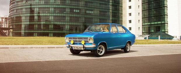 Pasiune fara limite: Opel Kadett B readus la viata de un bucurestean