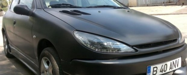 Pasiune pe 4 roti: Peugeot 206 by Adrian
