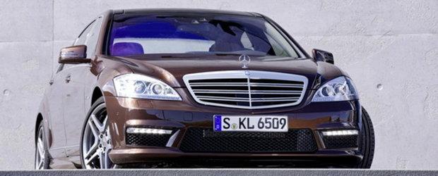Pasiunea intalneste perfectiunea  : Mercedes S63 AMG & CL63 AMG