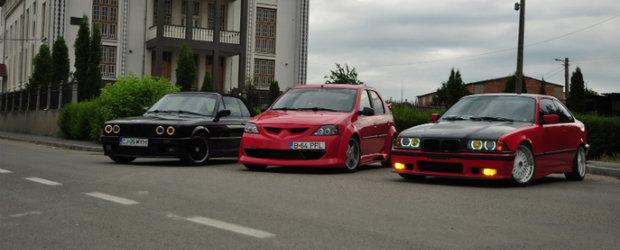 Pasiunea pentru BMW: Ursul si Pisica din Cluj