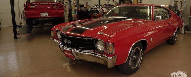 Pasiunea pentru Chevrolet muscle-cars: Malibu SS de 502 cp