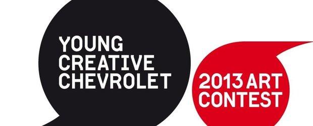 Pasiunea pentru fotbal este tema centrala a concursului Young Creative Chevrolet 2013