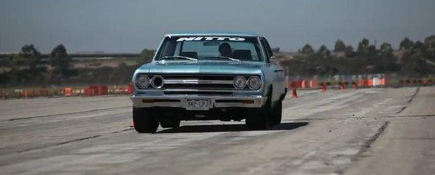 Pasiunea unui om de 68 de ani pentru masina sa, Chevelle '65