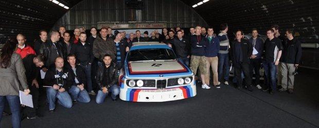 Pasiunea unui posesor de BMW M3 CSL, o masina de circuit legala pentru strada