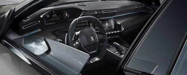 Passat-ul nu are nicio sansa in fata lui. Noul PEUGEOT 508 SW este elegant, plin de tehnologie si luxos la interior