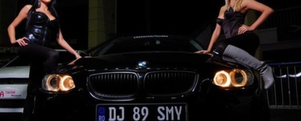 Passion for Black: BMW E92 by Smiley