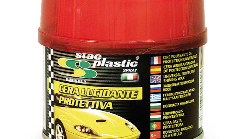 Pasta Polish Stac Italy ceara pentru caroserii auto 250g
