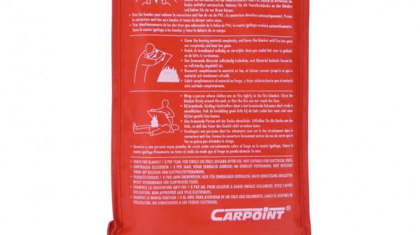 Patura ignifuga antifoc, Carpoint 1x1M