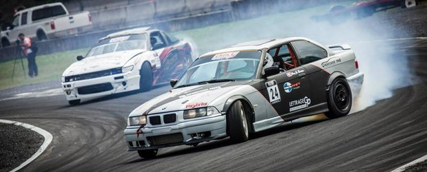 Paul Cristea: studentul drifter de 22 de ani care participa in campionatul de drift canadian PRO AM