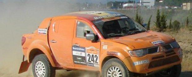 Pax Rally: Team Dakar Romania in a doua zi de concurs
