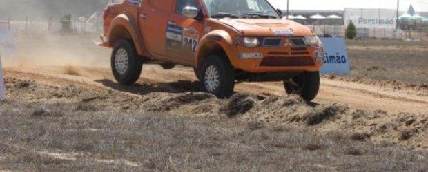 Pax Rally: Team Dakar Romania in penultima zi de concurs
