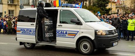 Paznici de panselute sau politisti adevarati: Ce le poate face, de fapt, Politia Locala, soferilor?