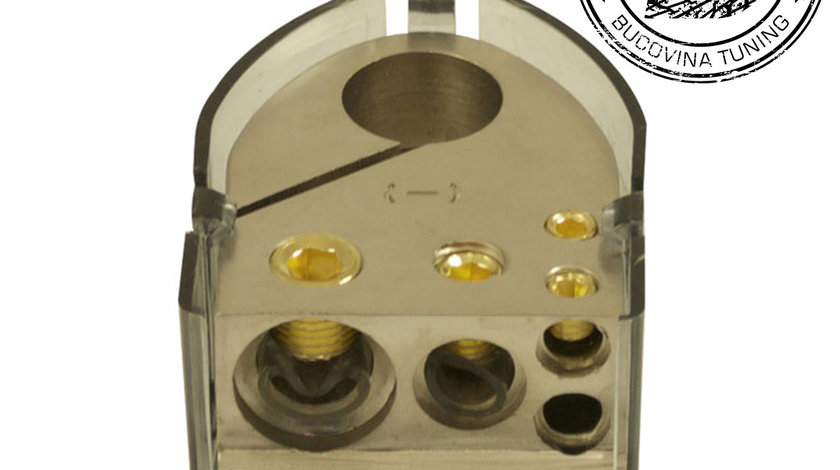 PBTN.1 Car Battery Negative Terminal 1x0AWG 1x4AWG 2x8AWG Inputs